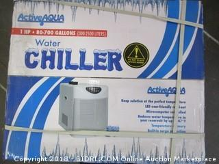 Active Aqua Chiller, 1 HP (Retail $999.00)
