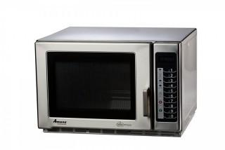 Accelerated Cooking Products RFS18TS Touch Panel Commercial Microwave Oven, Amana RFS Restaurant Line Series, 1800W (Retail $1,146.00)
