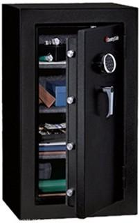 Sentry Safe Fire and Water Safe, XX Large Fire Resistant Digital Safe, 4.7 Cubic Feet, EF4738E (Retail $547.00)