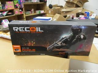 Recoil Toy Gun