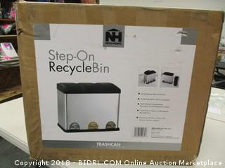 Step On Recycle Bin