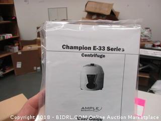 Champion Centrifuge Appliance