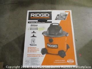 Ridgid Wet/Dry Vac