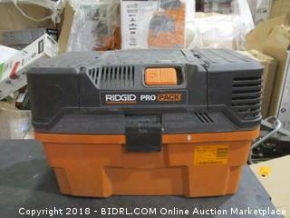 Ridgid Pro Pack