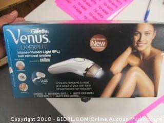 Gilette Venus Hair Removal System
