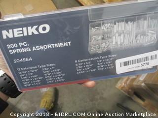 Neiko Spring Assortment