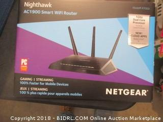Netgear Nighthawk AC19000 Smart Wifi Router