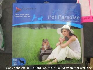 Pet Paradise Travel Gear