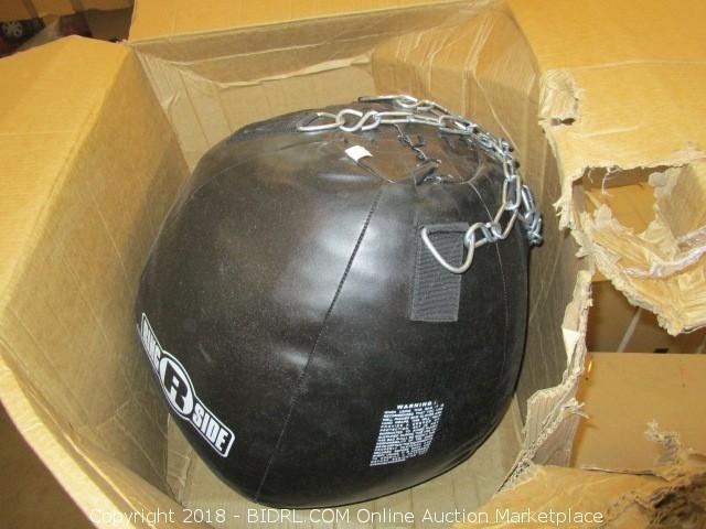 Sports & Fitness Soft Filled Ringside Powerhide 65 lb Heavy Bag Sports & Outdoors Sports & Outdoors Sports & Fitness