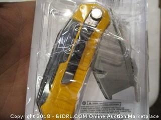 DeWalt utility knife