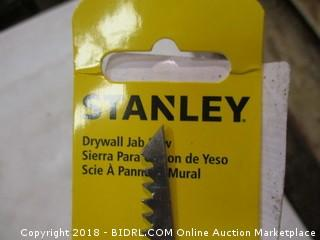Stanley drywall jab saw