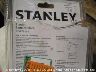 Stanley riveter