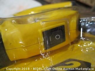 Stanley electric stapler