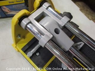 QEP professional tile cutter