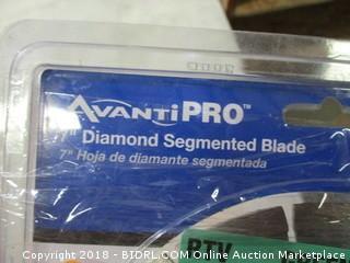 AvantiPro diamond blade