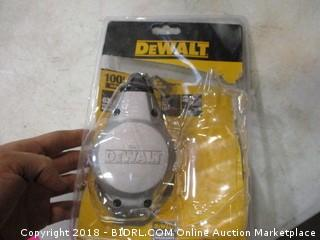 DeWalt chalk reel kit