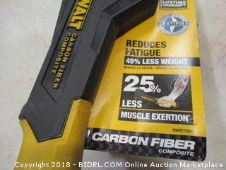 DeWalt carbon fiber