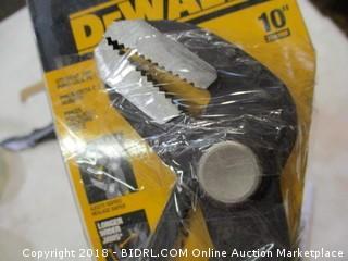 DeWalt pliers