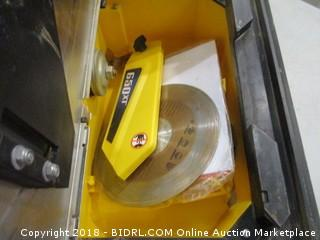 QEP tile wet saw