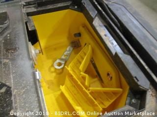 QEP wet tile saw