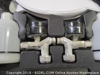 Husky spray gun kit