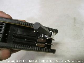 DeWalt folding locking hex key