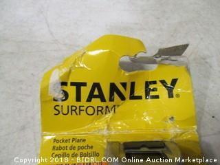 Stanley pocket plane