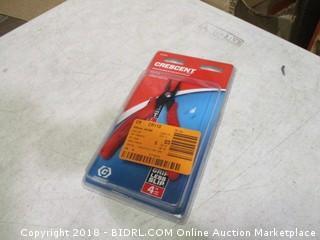 Crescent wire cutter/pliers set