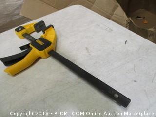 DeWalt large trigger clamp