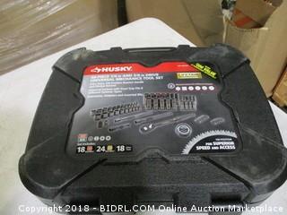 Husky drive universal mechanics tool set