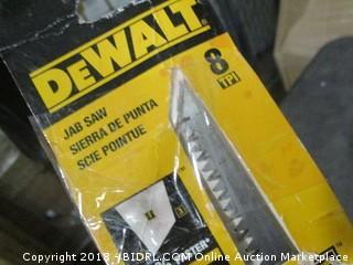 DeWalt Jab Saw
