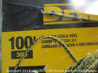 DeWalt Gear Chalk Reel