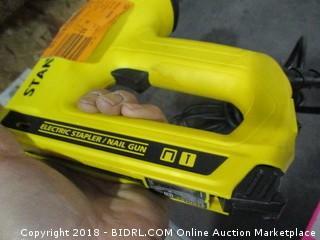 Stanley Eectric Stapler / Nail Gun