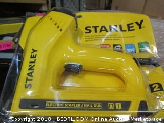 Stanley Heavy Duty Electric Staple/ nail Gun