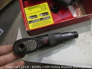 Husky Vibration Dampened Medium Stroke Air Hammer