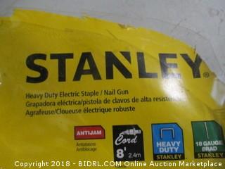 Stanley Heavy Duty Electric Staple/Nail Gun