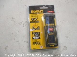 DeWalt Laser Distance Measure