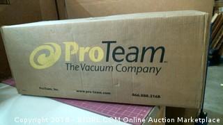 Pro Team  Vacuum Company