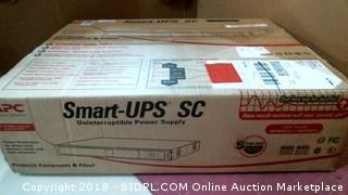 Smart UPS SC Uninterruptible Power Supply