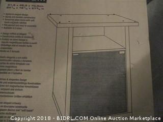 """Exo Terra Terrarium Cabinet, 24"""" (Retial $169.00)"""