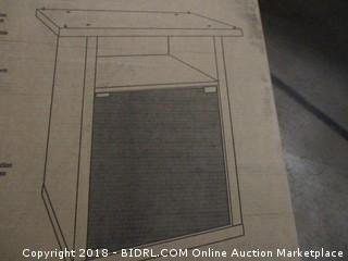 "Exo Terra Terrarium Cabinet, 24"" (Retail $169.00)"