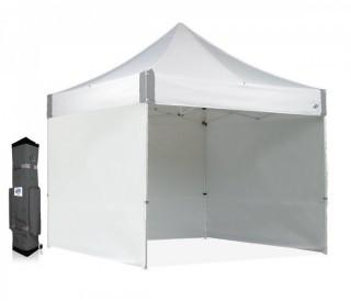 E-Z UP ES100S Instant Shelter Canopy, 10 by 10', White (Retail $296.00)