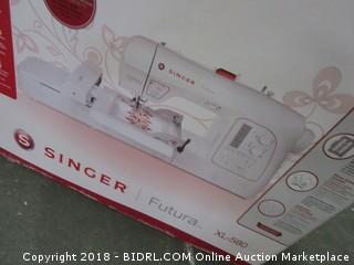 SINGER | Futura XL-580 Embroidery and Sewing Machine (Retail $1,063.00)
