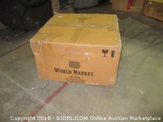 World Market Kiran Conical Base Coffee Table