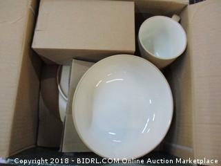 Colorwave Noritake Dishes