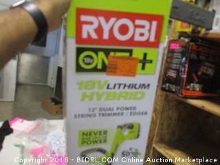 Ryobi Trimmer