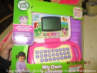 Leap Frog Toy Laptop