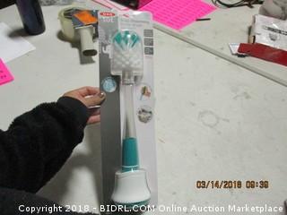 Soap Dispensing Bottle Brush