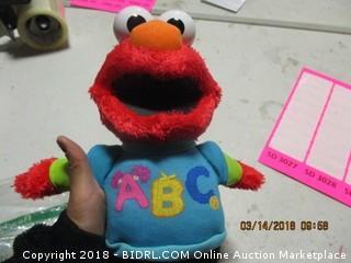 Elmo Doll