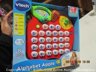 Alphabet Apple